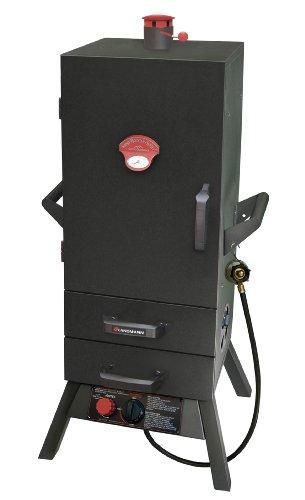 Landmann USA 3495GLA Smoky Mountain Vertical Gas Smoker 34-in
