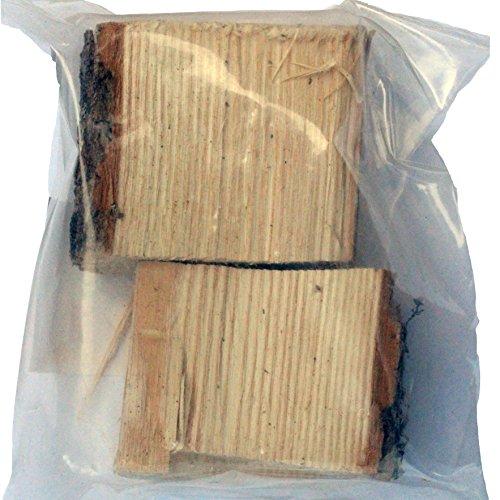 Black Cherry Grilling Wood Chunks - 45 lb bag
