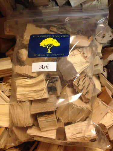 JCs Smoking Wood Chunks - Gallon Sized bag - Ash