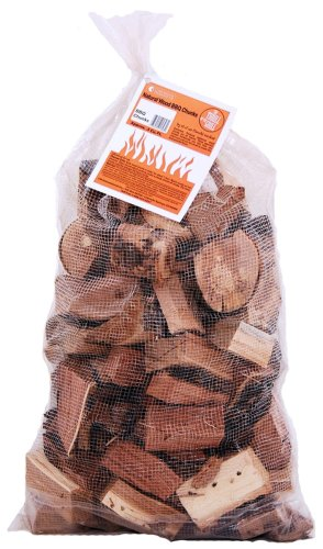 Apple Wood Cooking Chunks- Bbq Wood Chunks For Grilling And Smoking- Large Bag By Camerons Products