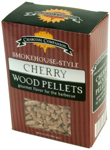 Charcoal Companion Smokehouse-Style Wood Pellets 1 lb Cherry - CC6050