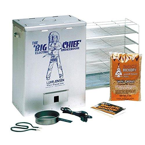 Smokehouse Prod Inc 9890 Big Chief Electric Smoker