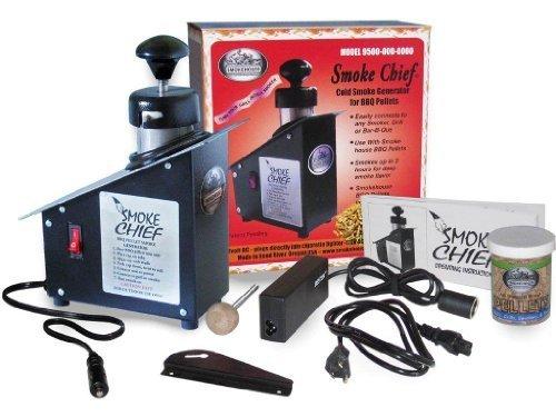 Smokehouse Products 9500-000-0000 Smoke Chief Cold Smoke Generator by SmokeHouse