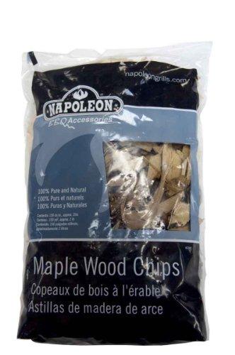 Napoleon 67002 Maple Wood Chips 2-pound Bag