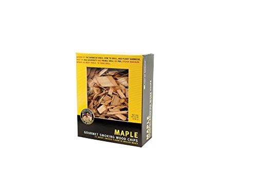 Steven Raichlen Best Of Barbecue Wood Chips  143 Cuin - Maple - Sr8149