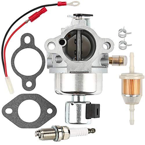 Hipa AM131951 AM125355 Carburetor for John Deere L110 LT133 LT150 LT155 LTR155 L17542 Scott L17542HS Sabre Riding Mower Lawn Tractor Fuel Filter