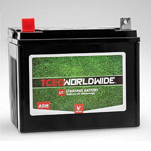 Battery for Massey-FERG 2618H Hydrostatic Lawn Mower Garden Tractor 2yr Warranty