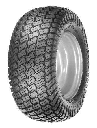 1 15x600-6 Tire 4 Ply Lawn Mower Garden Tractor 15-600-6 Turf Master Tread