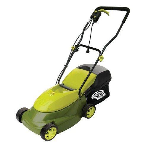 Sun Joe Mow Joe Pro Series Mj401e-pro 14-inch 13-amp Electric Lawn Mower Wside Discharge Chute