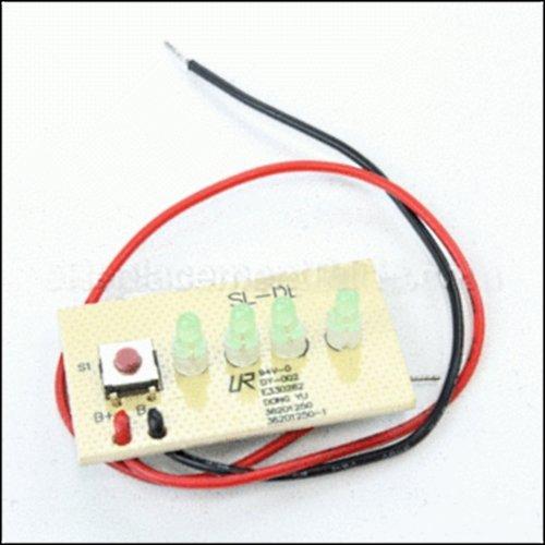 36201250G Ryobi RY14110 48V Cordless Lawn Mower Battery Board Display