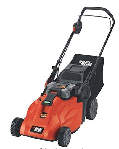 Blackamp Decker Cm1936za 36v Cordless Lawn Mower  19&quot