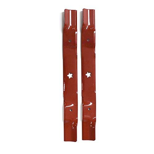Husqvarna 954636867 42-Inch Lawn Mower Mulching 2 Blade Kit For LT18542 LTH18542 LTH2042 and YTH1542XP