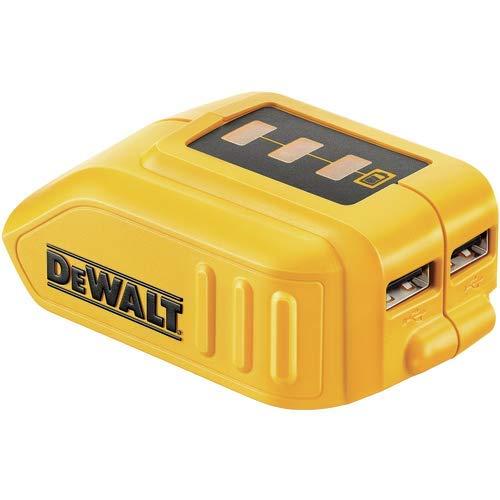 DEWALT 12V20V MAX USB Charger Tool Only DCB090