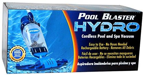 Pool Blaster HYDRO Cordless Pool and Spa Vacuum