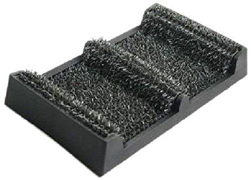 Grassworx 10370988 Boot Scraper Doormat 175 X 105-inch Cinder