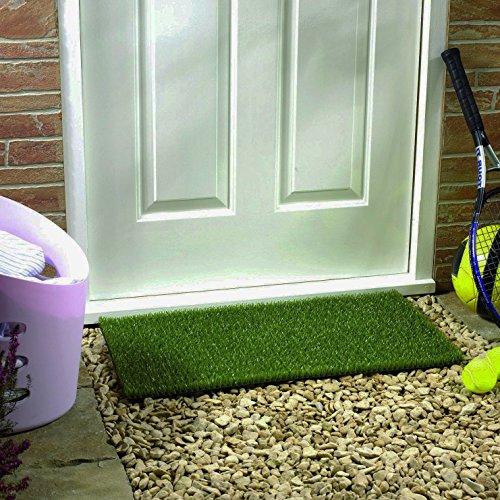 Synturfmats High Traffic Synthetic Turf Front Door Mat or Shoe Scraper