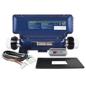 Aeware Gecko INYE-5-H40 Spa Controller Kit wTopside K200 Cords 40KW