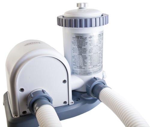 Krystal Klear Wet Set 1500 Gallon Intex Pool Filter Pump