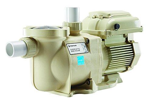 Pentair 342001 Superflo Vs Variable Speed Pool Pump 1 12 Horsepower 115208-230 Volt 1 Phase - Energy Star