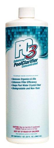 3xchemistry 99012 Pc3 Pool Clarifier - 32 Fl Oz