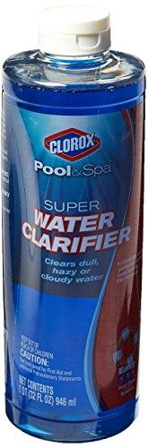 Clorox Pool&ampspa 58032clx Super Water Clarifier 1-quart