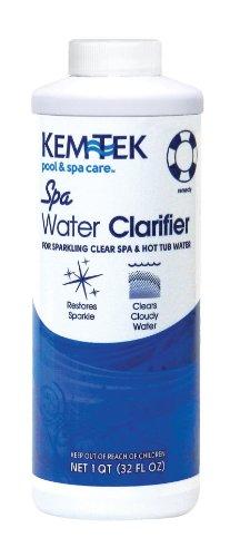 Spa-Kem 251-6 PoolSpa Water Clarifier 1 Quart