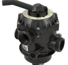 Pentair 262506 1-12-inch 6-way Clamp Style Valve Replacement Pool And Spa Sand Filter