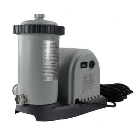 Intex 1500 GPH Easy Set Pool Filter Pump wTimer GFCI  28635EG 56635EG
