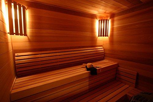 Cedro Precut Sauna Kit 5 x 8 x 7