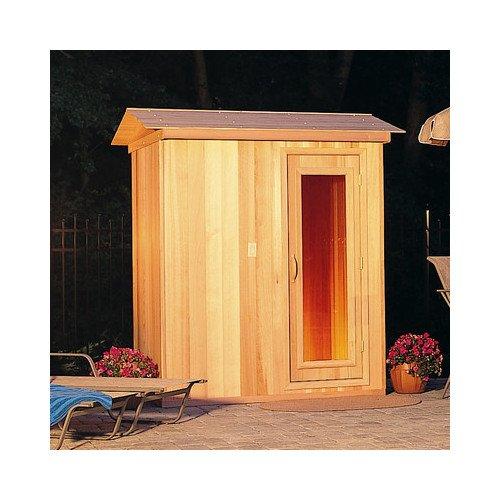 Cedro Outdoor Sauna 7 x 7