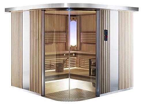 Harvia Rondium Deluxe Indoor Sauna 6 Person