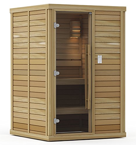 Goldstar 1000-B Prebuilt Traditional Sauna