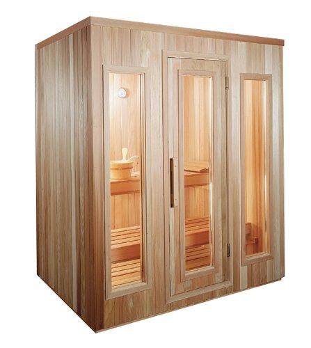 Thermasol TMS68BIC Modular - 8Kw Heater 6X8 Traditional Sauna Room