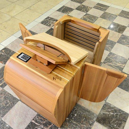 Health Partner Cedar Infrared Sauna