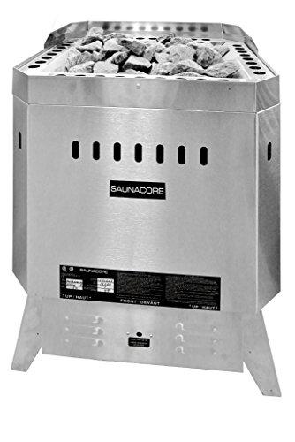 Commercial Sauna Heater 105 Kw - Floor Mount Sauna Stove