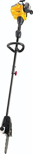 New Poulan Pro 25cc 2-stroke Gas Pole Extendable Saw Tree Bush Trimmer Pruner