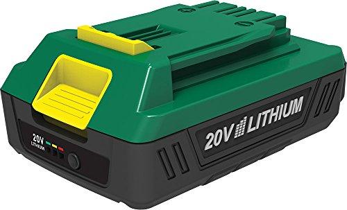 Weed Eater WE20VRB 20-Volt Battery -Trimmer WE20VT Hedge Trimmer WE20VH and Blower WE20VB - 967600101