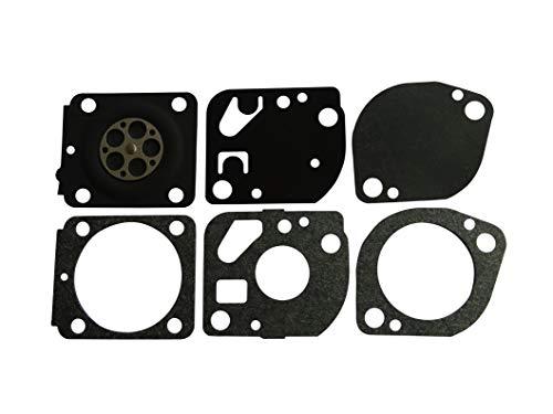 Carburetor Gasket and Diaphragm Kit Replaces ZAMA GND-95 for ZAMA Carburetor C1Q-S131 C1Q-S171 Stihl FS90 4 Cycle Trimmer SP90 Stringtrimmer