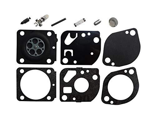 Carburetor RepairRebuild Kit Replaces ZAMA RB-160 for Stihl FS90 4 Cycle Trimmer ZAMA C1Q-S110C