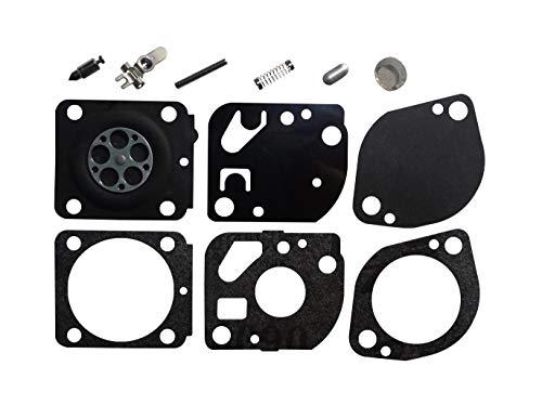 Carburetor RepairRebuild Kit Replaces ZAMA RB-165 for Stihl FS90 4 Cycle Trimmer SP90 Stringtrimmer ZAMA C1Q-S131 C1Q-S171