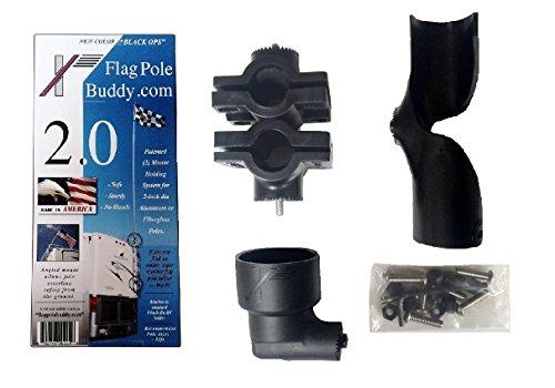 Flagpole Buddy 2&quot Mount 106201 Flagpole Buddy