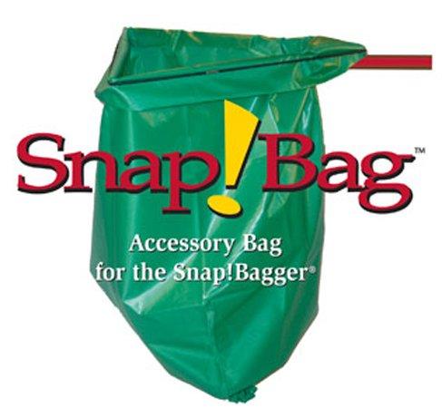 SnapBagger SE-201 SnapBag Reusable Yard Clean-Up Refuse Bag