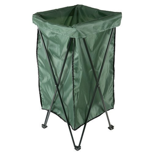 Aunt Chris Products - Garden Plus ~ Deluxe - Fold-up - Lawn Leaf Or Trash Bag - Holder Stand use With Bag Included