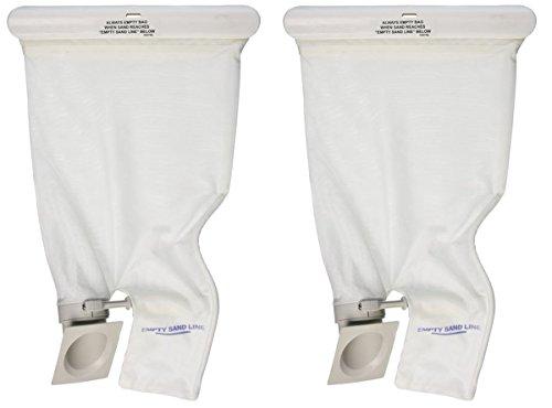 Hayward Viio Viper Pool Cleaner Large Debris Bag Replacements 2 Pack