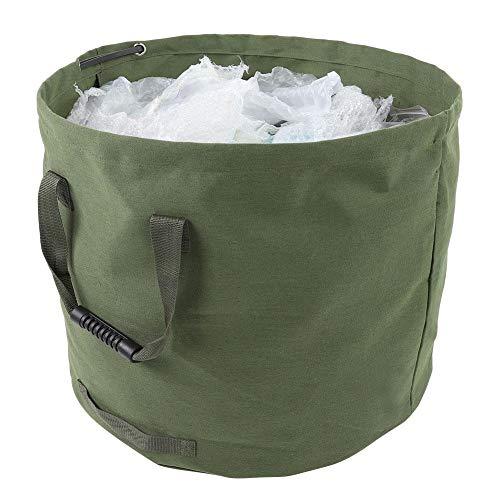 Gardening Bag Waterproof Canvas Gardening Garbage Recycling Processing Bag Storage Planting Bag Recycling Bag