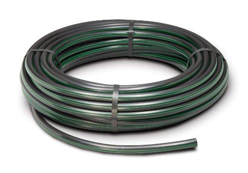 Rain Bird T63-100 Drip Irrigation 12&quot Blank Distribution Tubing 100 Roll Black