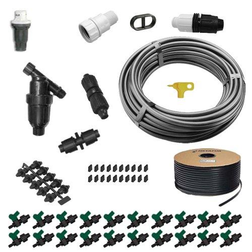 Irrigation Mart Drip Tape Garden Kit Gk2000-rv