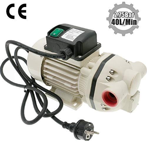 TDRFORCE Irrigation Pump Electric Self Priming Water Diaphragm Pump TransferSprinkler Pump 40LMin13GPM 275Bar Sprinkling Pump for Home Lawn Garden