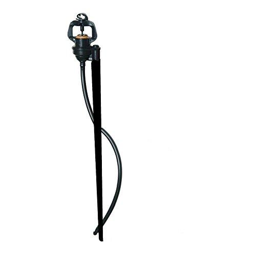 Pressure Compensating Micro Sprinkler - Flow  53 GPH - Diameter  98 - Deflector