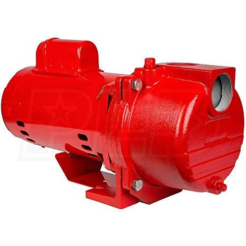 Red Lion 15 Horsepower 71 GPM 115V Cast Iron Irrigation Sprinkler Pump 2 Pack